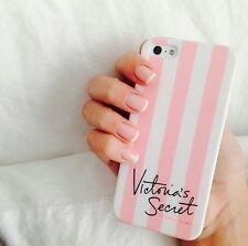 Victoria's Secret Iphone 6/6s luz rosa silicona goma caso/cubierta