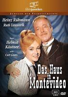 Das Haus in Montevideo (Heinz Rühmann, Ruth Leuwerik) DVD NEU + OVP!
