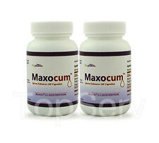 MAXOCUM VOLUME PILLS INCREASE EJACULATION 2 BOTTLES !! BEST PILLS! IT WORKS!!!!
