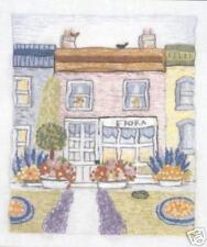 The Flower Shop Broderie Kit Par DMC