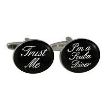 Trust Me I'm A Buceador gemelos en caja regalo scubadive buceo NUEVO EN CAJA