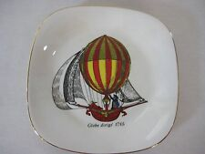 Crown Staffordshire England Globe Dirige-1785 Small Dish Plate, 5