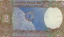 INDE billet neuf de 2 RUPPEES Pick79m   SATELLITE INDIEN 1976