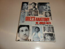 DVD  Grey's Anatomy - Die jungen Ärzte - Zweite Staffel, Teil 1