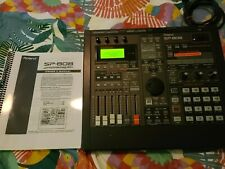 Roland SP-808 Groove Sampler Drum Machine Groove box with Manual