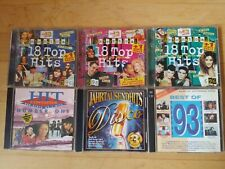 Top Hits 90er 6 CDs Compilations