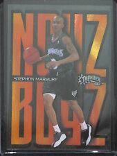 1998-99 Skybox Thunder Noyz Boyz No 10 Stephon Marbury
