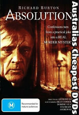Absolution DVD NEW, FREE POST WITHIN AUSTRALIA REGION ALL