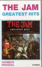 The Jam   Greatest Hits. Import Cassette Tape