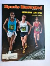 May 26, 1975 Sports Illustrated Magazine - Tanzanian Filbert Bayi Runs 3:51 Mile