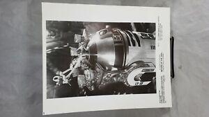 """1983 Press Photo R2-D2 in """"Star Wars Return of the Jedi"""" ROJ-12"""