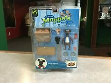 2003 Palisades Muppet Show Series 4 RIZZO THE RAT BLUE JACKET Figure MOC