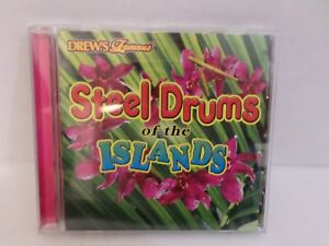 Drew's Famous Steel Drums Of The Islands CD 2003