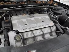 1998  Cadillac DeVille Northstar 4.6  Engine COMPLETE RUNNING WITH TRANSMISSION