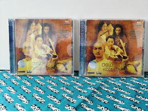 Crouching Tiger Hidden Dragon Video CD x 3 discs Mandarin/Indonesian subtitles