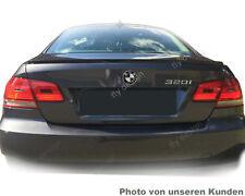 BMW E92 3er COUPE LACKIERT HECKSPOILER Kofferraum SPOILER Lippe Saphirschwrz 475
