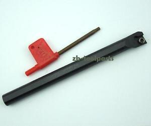 95 Degrees 12x150mm screw cutting boring bar Internal turning tool S12M SCLCL09