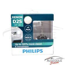 Philips D2S X-TremeVision 85122XVS2 Doppelpack +120%