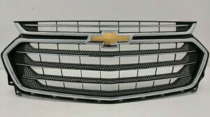 2018 2019 2020 CHEVROLET TRAVERSE GRILLE USED OEM 84344486 #861559