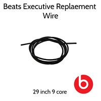 Original Beats By Dre Executive Internal Wire Repair Fix Part Parts 9 Core Black