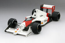 True Scale McLaren MP4/5 #2 Prost Monaco GP 2nd Place 1989 1/18