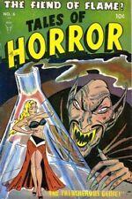 TALES OF HORROR #1-13 FULL RUN ON DVD GOLDEN AGE PRE-CODE HORROR COMICS TOBY
