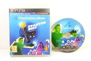 Sony Playstation Move Starter Disc Video Game for PS3  9601002-ps3-move