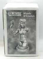 Bombshell BOM70002 Wanda Whitestar (1/5th Scale Bust) Female Space Adventurer