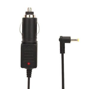 Car Charger Power Supply Cigarette Lighter for Car Headrest DVD Player Monitor
