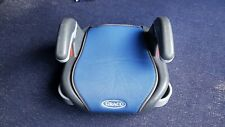 Graco Booster Baby Child Car Seat Blue 8492RGBE