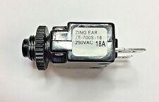 ZE-700S-18A Zing Ear thermal circuit breaker