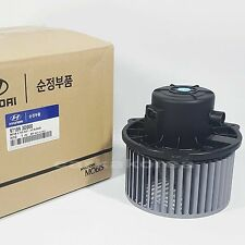 Genuine 971093D000 Motor & Fan A/C Blower For HYUNDAI TERRACAN