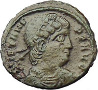 CONSTANS Constantine the Great son Ancient Roman Coin Legions i29930