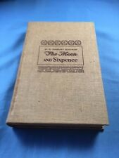 THE MOON AND SIXPENCE. *INSCRIBED BY W. SOMERSET MAUGHAM*