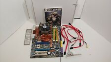 MSI P45 PLATINUM, Socket 775, Intel P45 Motherboard #1457