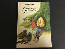 THE POP-UP BOOK of GNOMES 1979 Abrams Poortvliet/Huygen - Pop-Ups are  Great!
