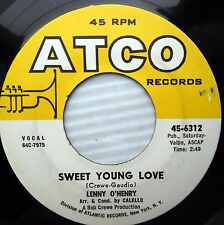 LENNY O'HENRY Sweet young love Savin all my love NORTHERN SOUL Latin 45 e4321