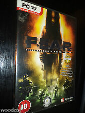 F.E.A.R.   shooter  pc game  fear