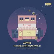 Astro - Dream Part.01 - Night Version [New CD] Asia - Import