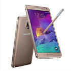 5.7-inch New Samsung Galaxy Note 4 SM-N910T - 32GB Smart phone (Unlocked)- GOLD