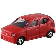 Takara Tomy Tomica #8 Suzuki Alto 1/56 Red Diecast Toy Car Japan 2016