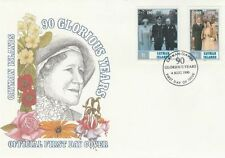 Elizabeth II (1952-Now) Used Decimal British Covers Stamps