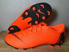 29e5436ab0c Nike Mercurial Vapor 12 Academy FG Talla 8 Hombre Botines De Fútbol MG  Naranja AH7375-810