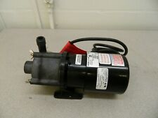 Little Giant Magnetic Drive Pump 1/25 HP 7.1 Working PSI 581604
