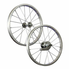 Taylor-wheels 16inch Bike Wheel Set Aluminium Coaster Stainless Steel 305-19 SIL