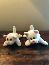 Vintage Pound Puppies Pound Purries 2 Kitten Bundle