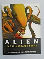 Alien The Illustrated Story #1 - 1st First Print - see pics - 8.0 - 2012