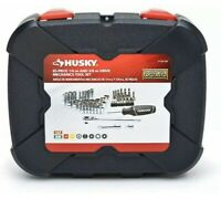 "Husky Mechanics Tool Set 65-Piece 1/4 & 3/8"" Drive"