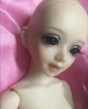 1/4 BJD SD doll Girl Unoa lusis Doll FREE FACE MAKE UP+EYES-Araki