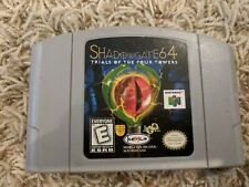 Shadowgate 64: Trials of the Four Towers (Nintendo 64, N64 1999) Authentic